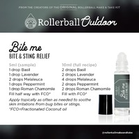 Bite & Sting Relief Rollerball Blend
