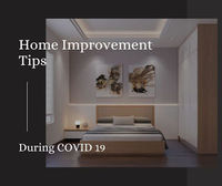 Now is the best time to get our pending home projects, so here are a few tips that can help you start improving your home.