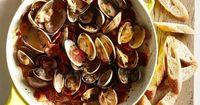 Get this all-star, easy-to-follow Clams with Chorizo recipe from Jose Garces