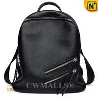 CWMALLS® Designer Leather Travel Backpack CW207005