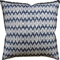 Balin Navy Pillow by Ryan Studio $195.00