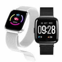 Smart Waterproof Pedometer fitness tracker smart watch $39.99