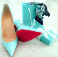 Best combo EVER!!! Christian Louboutin and Tiffany