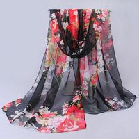 New Wonderful flower long soft/Shawal scarfs For Women's $6.84