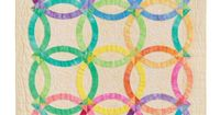 Posts Similar To Bachelor S Wedding Ring Quilt By Eric Gunson