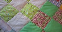 step by step on how to sew a quilt (with pictures)