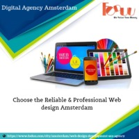 Get the cost-effective professional web design services Amsterdam from Foduu. So, If you need to build a custom web services as well as internet marketing services then choose Today! See more https://www.foduu.com/city/amsterdam/web-design-development-seo...