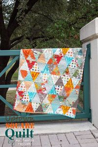Uptown Square by myfabricrelish, via Flickr