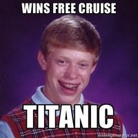 See more 'Bad Luck Brian' images on Know Your Meme!
