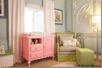 Paint the changing table...