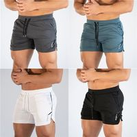 Summer mens shorts Jogger Fitness fashion Casual gyms Joggers workout Bodybuilding Breathable quick-drying Beach shorts $6.9820% off code: fairytale