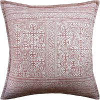 Montecito Red Pillow by Ryan Studio $260.00