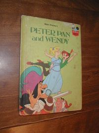 Peter Pan and Wendy (Disney's Wonderful World of Reading) (1981) for sale at Wenzel Thrifty Nickel ecrater store
