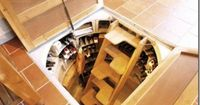 Love it! Saw this years ago and finally found it on the web! Mini cellar for your home! Such a cool idea.