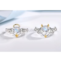 Devil Angel Matching Couple Rings Set for 2 https://www.gullei.com/devil-angel-matching-couple-rings-set-for-2.html