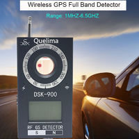 Multifunctional Full Band Detector Dsk900 Mini Detector RF Detector Frequency Tester