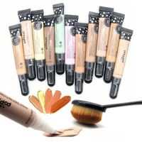 Price: $16.19 | Product: Brand Makeup Set Toothbrush Face Makeup Brush + Mix Colors Facial Concealer Cream | Visit our online store https://ladiesgents.ca