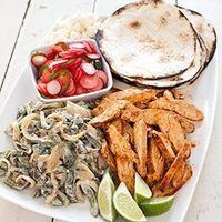 America S Test Kitchen Chicken Fajitas