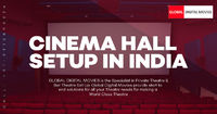Global Digital Movies offers low pricing Cinema Hall Setup in India by our expert professional team. We believes in creating a responsible and sustainable business for its business partners. Know more call: +91-931-389-8934 or visit https://www.globaldigi...
