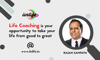 Create your future life by the best motivational speaker in Bangalore. Rajan Sampath, founder of iinlife helps you to get rid of your fears and take your life from good to great. Call us @ 9686126979 to make an appointment. Visit www.iinlife.in to know mo...