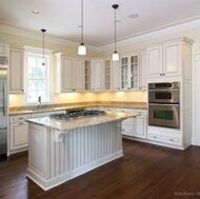 love cabinets and appliances!