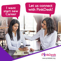Pinkdesk is the world's largest online community for women writers/bloggers. create your Free account and Become a member today and start earning on www.pinkdesk.org