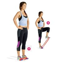 Get a tight, toned lower body with this travel-friendly tool