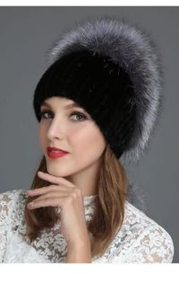 Women's Hats With Raccon & Fox $124.95