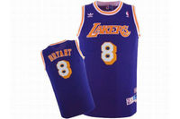 Kobe Bryant Lakers Jersey Purple 8 NBA Los Angeles