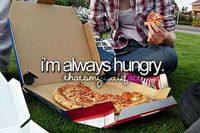 #thatsmylittlefact i seriously am, i can never stop eating. i must always have food!!