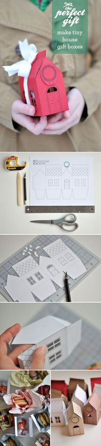 House Gift Box