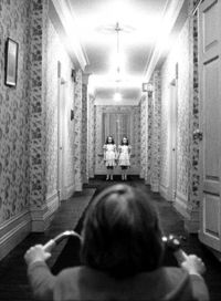 The Shining by Stanley Kubrick, 1980