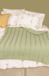 When winter rolls through, you will not want to be without this Crochet Aran Afghan. Full of texture, this crochet cable pattern will keep you nice and toasty o