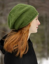 Ravelry: Fresco Simply Slouchy Hat pattern by Susan Mills (free pattern)