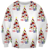Holiday Pattern Sweatshirt $59.95