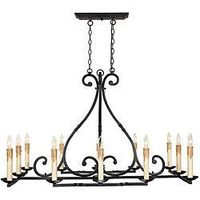 World Imports Rennes Collection 12-light Chandelier