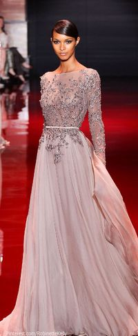 Elie Saab Haute Couture   F/W 2015. I'm obsessed with Elie Saab gowns