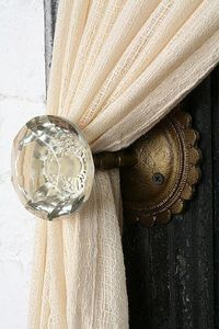 UrbanOutfitters.com > Door Knob Curtain Tie-Back