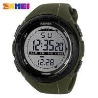 SKMEI Men Climbing Sports Digital Wristwatches Big Dial Alarm Shock Resistant Waterproof R373.50