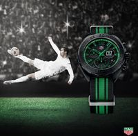 TAG Heuer and Cristiano Ronaldo Launched New Advertising Campaign