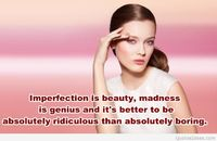 Chanel Beauty wallpaper with quote