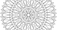 by Jade Small Adult colouring books are increasing with popularity, and while we could all do with some stress relief, not all of us can afford to buy them. So, we have gathered our favourite Mandalas and abstract colouring pages for you to print and colo...