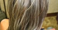 This is my FAVORITE - don't know if I can do the color this light, but this is the layered look I want