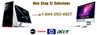 24*7 One Step IT Solutions is leading Tech support website where you get services provider of remote Antivirus tech support USA for third party products and services. Contact 1-844-292-4927