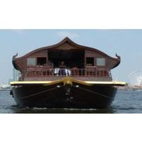 Na Benjarong Bangkok Sunset Dinner Cruise Na Benjarong Cruise enjoying the sights of Bangkok's famous landmarks to savoring the flavors of contemporary Thai cuisine from our 6-course casual fine dining menu, while being immersed in a relaxing tradi...