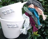 Smuggles! Identity scarves for your mugs!