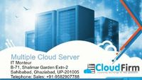Cloud Firm is a leading provider of Cloud Servers in India, Multiple Cloud Server. Chat with our technical experts to get in best cloud server prices, Multiple Coud Server. High performance, Reliable, affordable cloud servers. High bandwidth cloud servers...