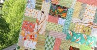 Custom Child's Quilt. Gender Neutral, or Your Choice of Colors.. $145.00, via Etsy.