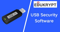 USB Security Software has been developed by Edukrypt. In the USB Security Software, you get a wide variety of advanced features like login id Passwords, Watermarking etc. It facilitates encryption of your video files through a very some easy steps. Know m...