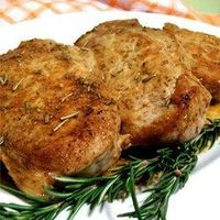 "Modenese Pork Chops | ""A pretty darned accurate and authentic style of traditional Italian cooking!"""